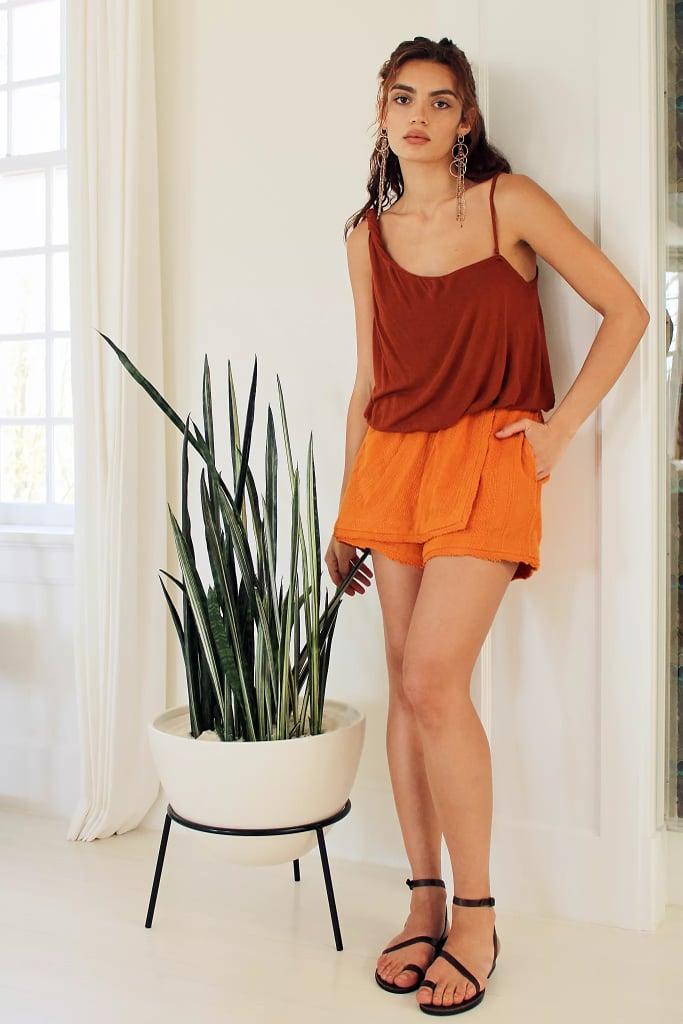 Endless Summer Sofia Sarong Shorts