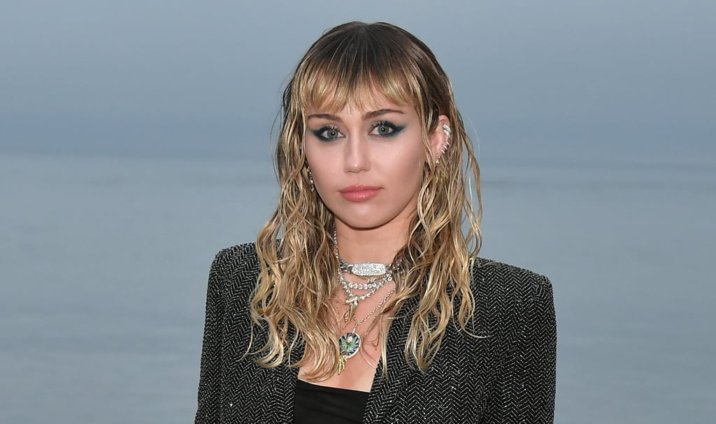 Miley Cyrus Fixed Her Botched Bangs Haircut Via FaceTime