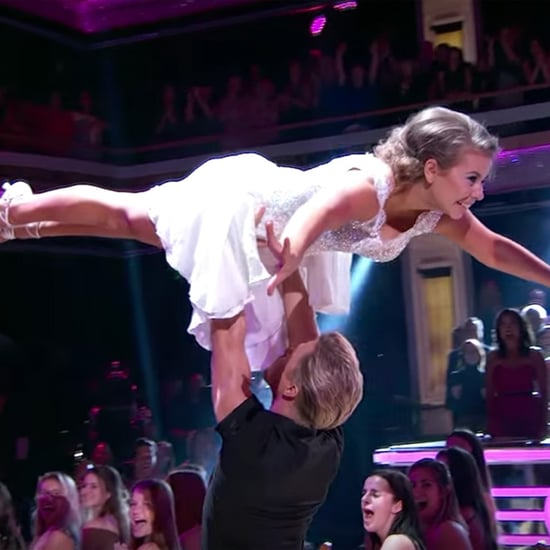 Bindi Irwin's Dirty Dancing Perfect Score on DWTS | Video