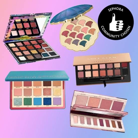 Sephora March 2018 Eyeshadow Palette Reviews