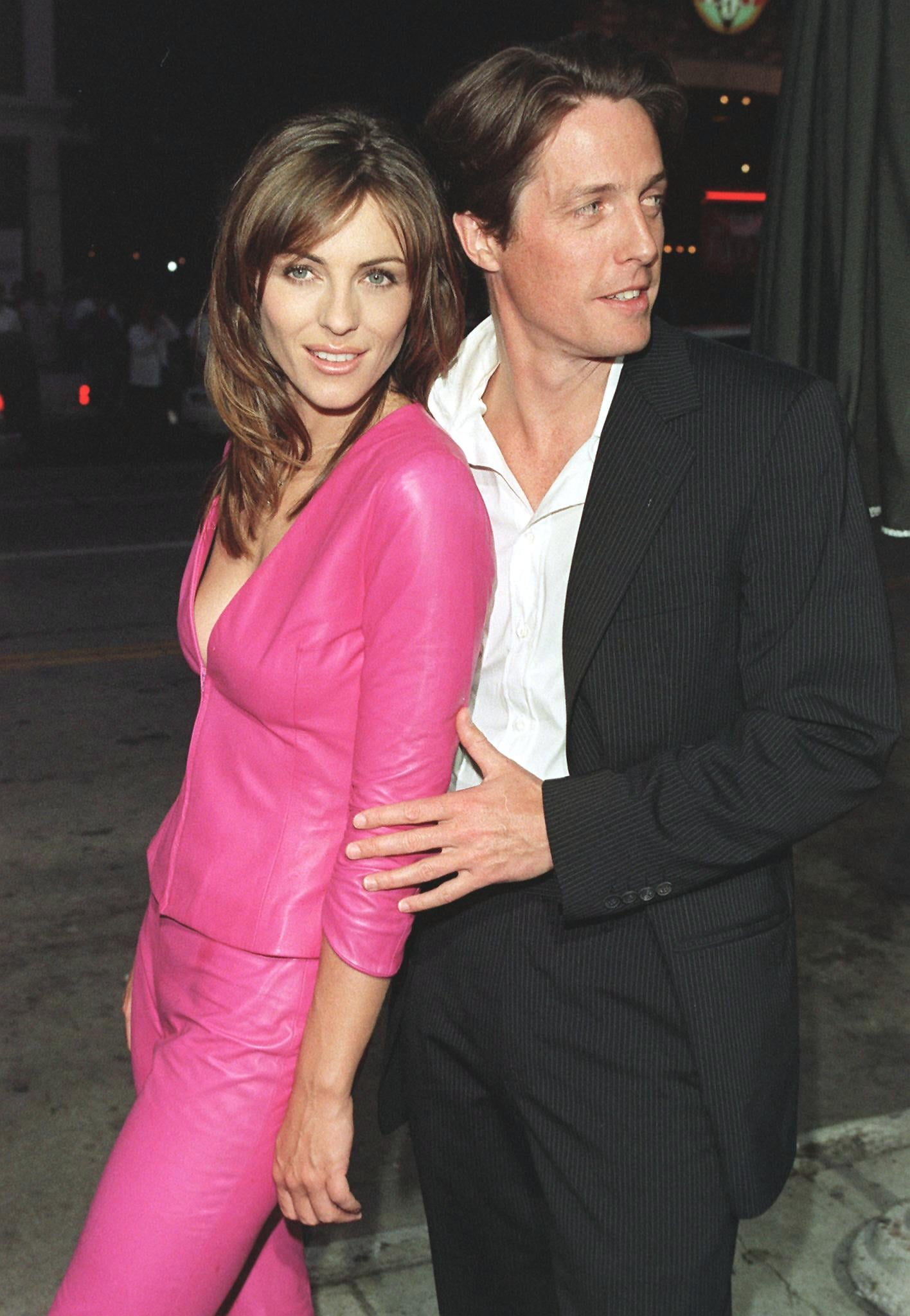 After giving birth to her son Damian in 2002, Elizabeth Hurley gave the godfather role to none other than ex-boyfriend Hugh Grant — they split amicably in 2000. Liz was clearly feeling generous with the title, as Hugh is just one of eight godfathers to Damian, whose father is businessman Steve Bing. Other stars with the job include Elton John, Denis Leary, and the late Heath Ledger.