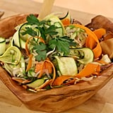 Ribboned Vegetable Salad