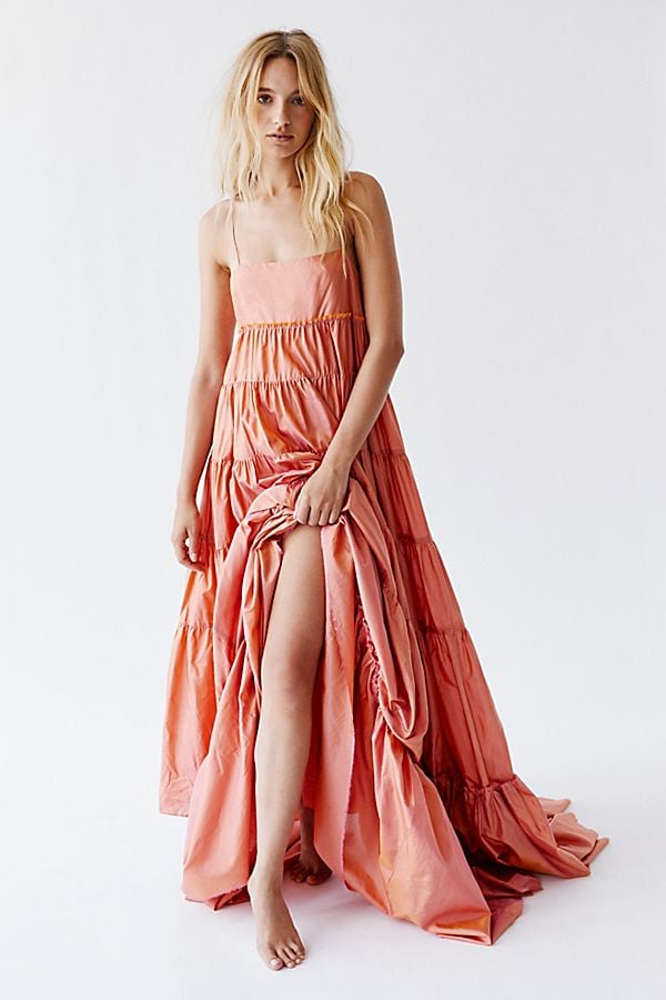 Free People Enough With The Tiers Dress