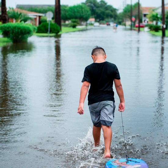 What Hurricane Harvey Was Like With Kids