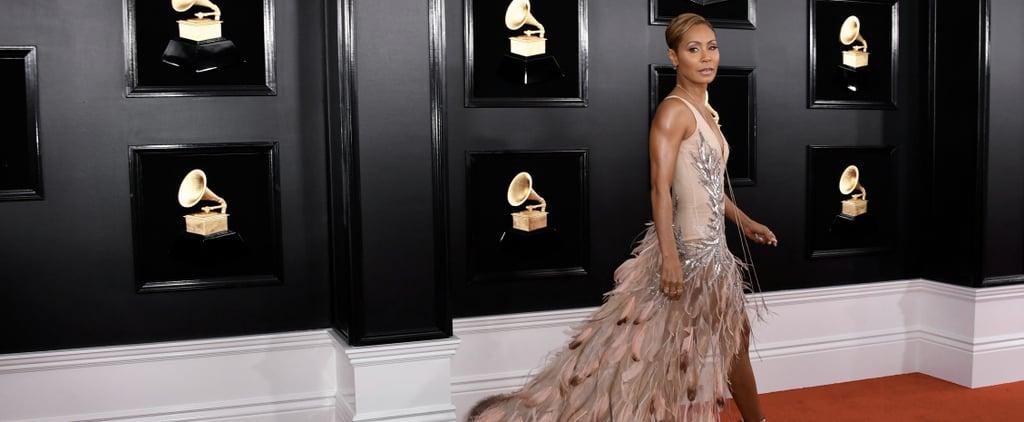 Jada Pinkett Smith Dress at the 2019 Grammys