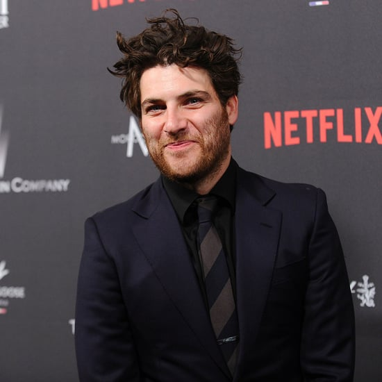 Adam Pally Caught With Drugs March 2017