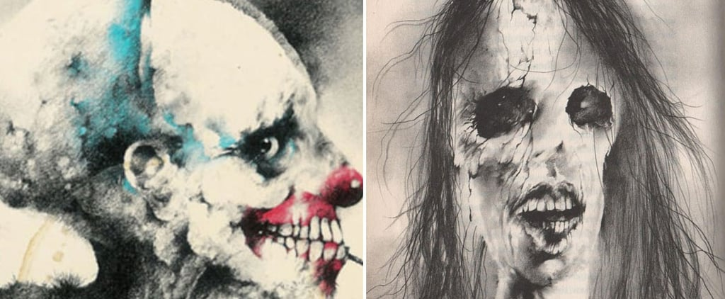 Scary Stories to Tell in the Dark Original Artwork