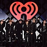 Monsta X at iHeartRadio's Jingle Ball in NYC