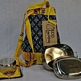 ECOLunch Box Kit with Fair Trade Bag ($47)