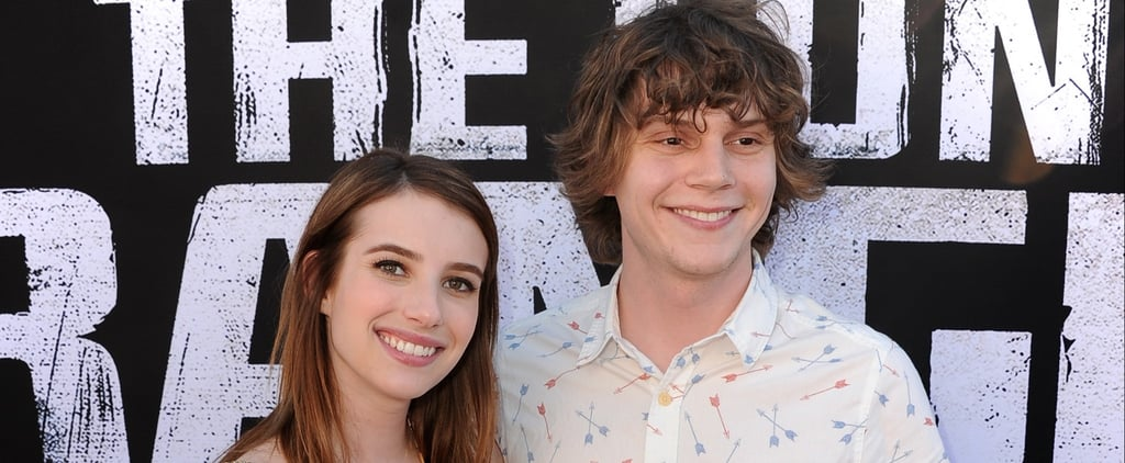 How Did Evan Peters and Emma Roberts Meet?