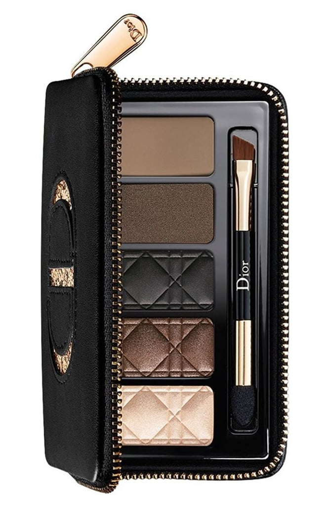 Dior Total Matte Smoky Glow Palette For Eyes & Brows
