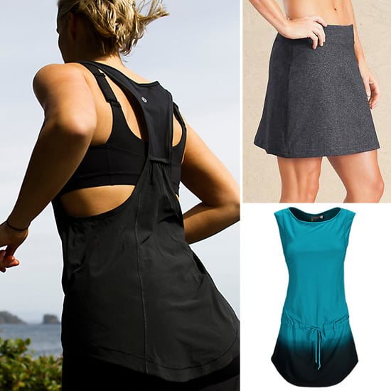 Fitness Clothes to Flatter a Thicker Tush and Hips