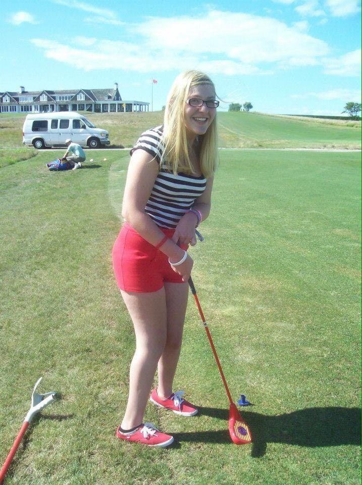 Golfing at Shinnecock Hills