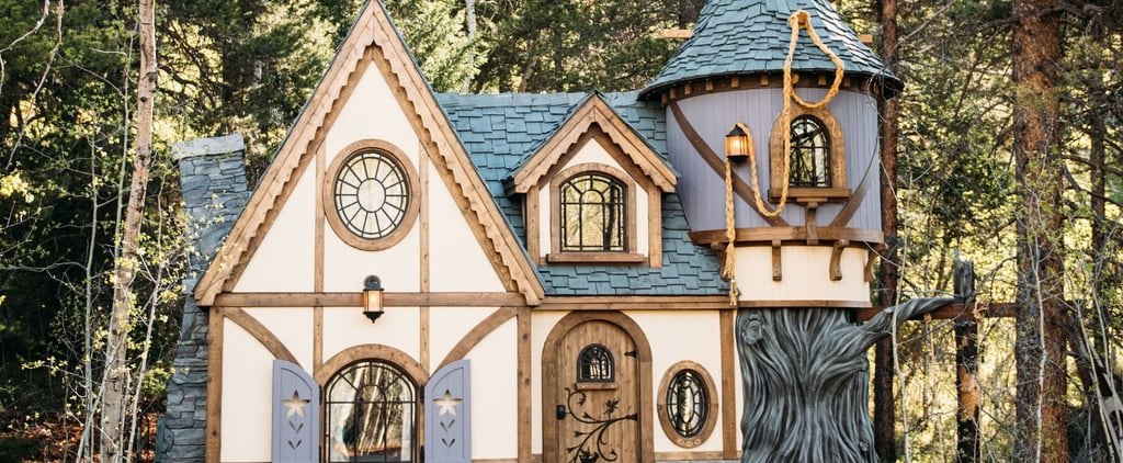 You Can Rent Out Rapunzel's Cottage For Dreamy Vacations