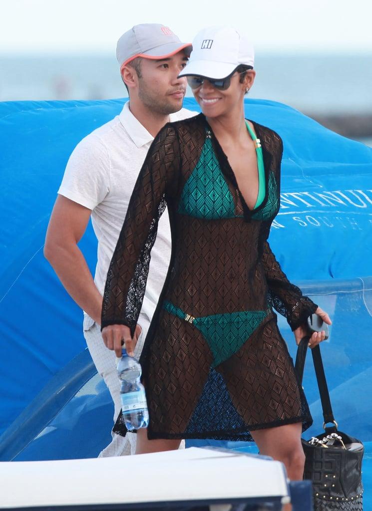 Halle Berry in the ViX Bia Bikini