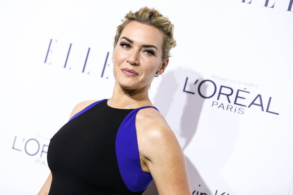 Kate Winslet, Best Supporting Actress Nominee For Steve Jobs