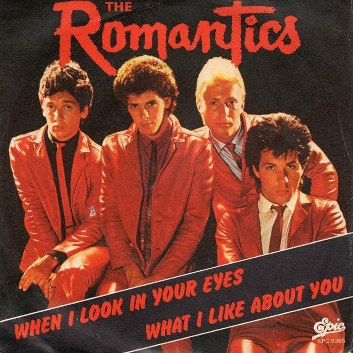 """""""What I Like About You"""" by The Romantics"""