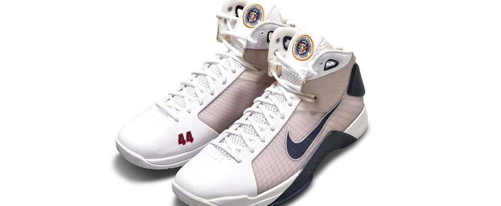 Barack Obama's Nike Hyperdunk Sneakers Are on Sale For $25K