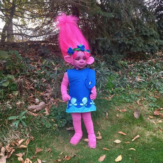 Trolls Poppy DIY Costume