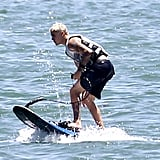 Justin Bieber in Miami Pictures July 2016
