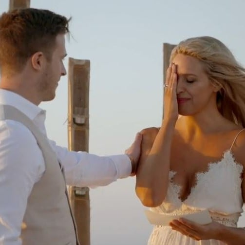 Michelle and Jesse Breakup on Married at First Sight 2017