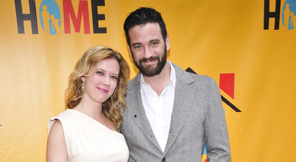 Colin Donnell with beautiful, Wife Patti Murin