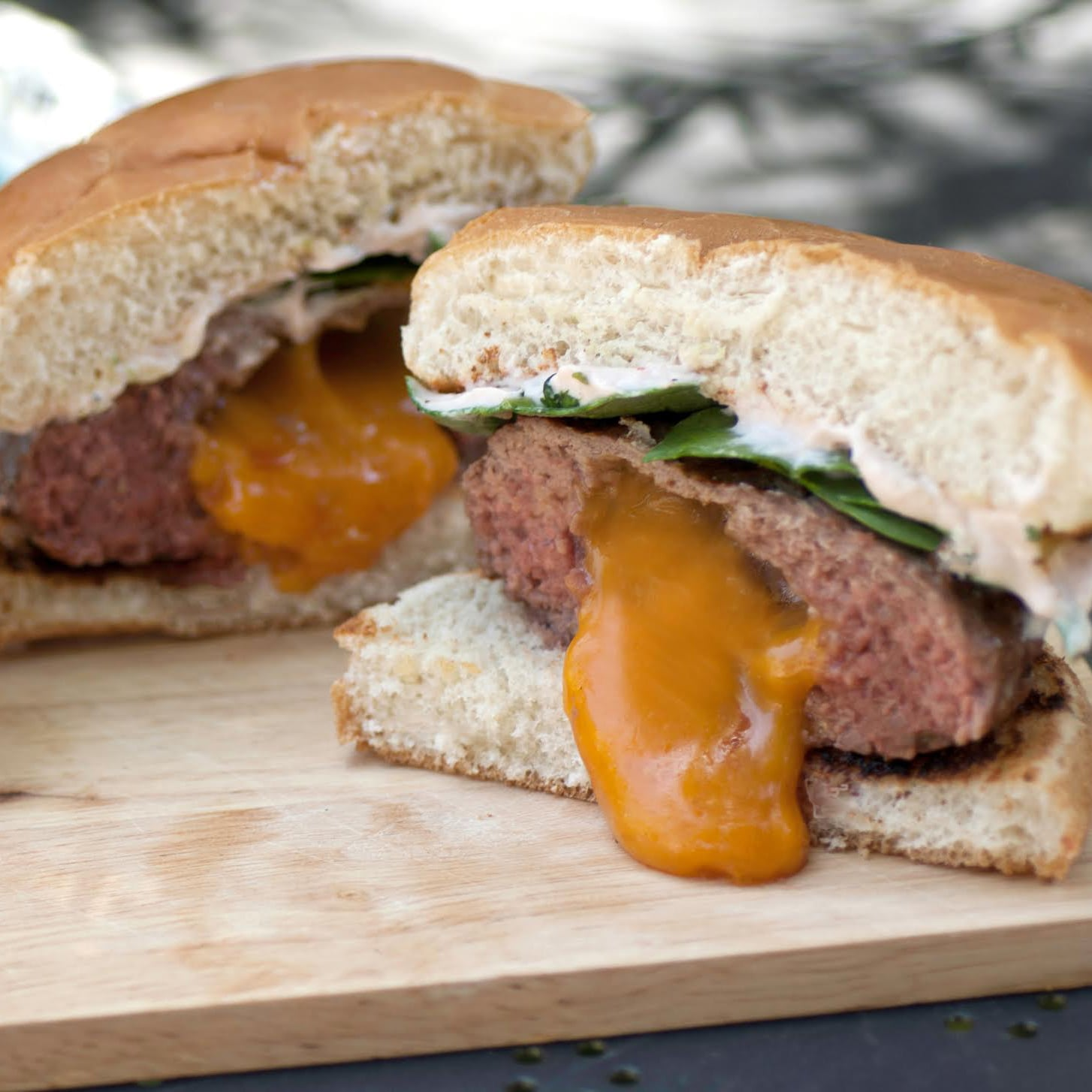 Inside Out Burgers Tailgating Recipes To Last You All Football Season Long Popsugar Food Photo 27