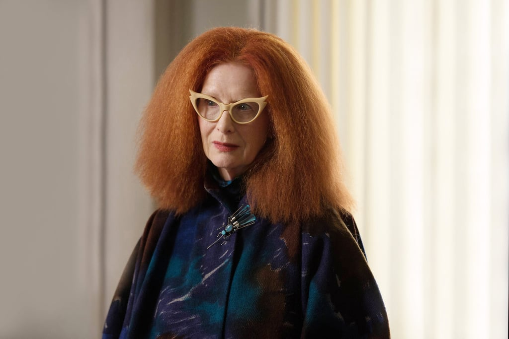 Conroy as Myrtle Snow in Coven