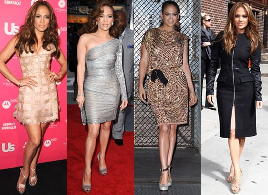 Which Jennifer Lopez Look is the Most Fab?