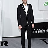 Tom Cruise Boldly Goes to the Star Trek Into Darkness Premiere