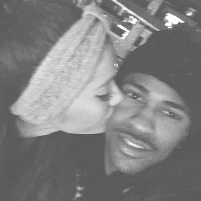 Ariana Grande and Big Sean PDA at Lake Tahoe