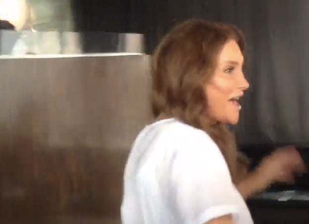 Pictures and Video of Caitlyn Jenner at NYC Pride Event