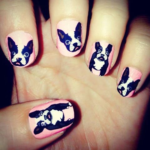 French Bull Dog Nail Art 10 Gifts For Dog Lovers Popsugar