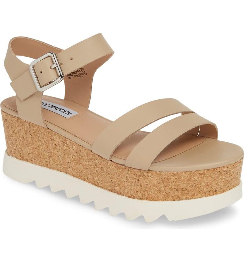 Best Wedge Sandals 2019 | POPSUGAR Fashion