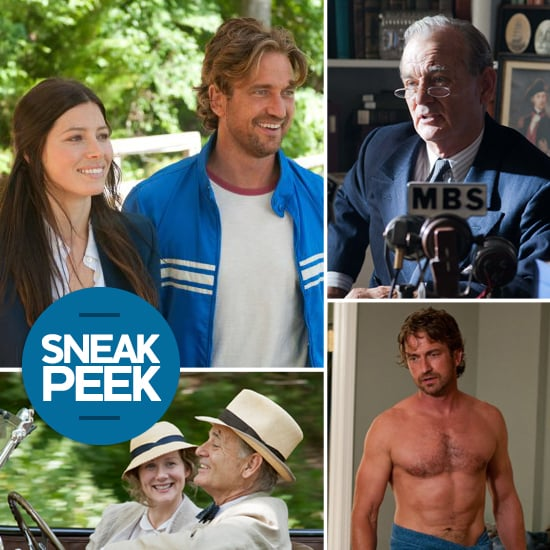 Movie Sneak Peek: Playing For Keeps and Hyde Park on Hudson