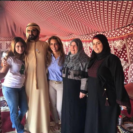 تكريم الشهيد الأردني معاذ الكساسبة في دبي