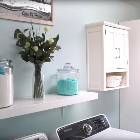 How to Redo Your Laundry Room on a Budget