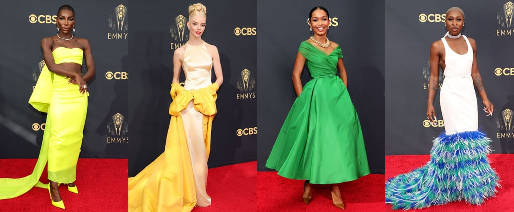 The Emmys Best Dressed 2021
