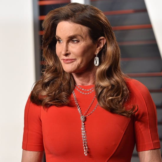 Caitlyn Jenner Uses Bathroom at Trump Building