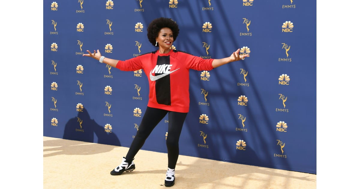 8c947feed25d3 Jenifer Lewis Nike Outfit at the 2018 Emmys | POPSUGAR Fashion Photo 13