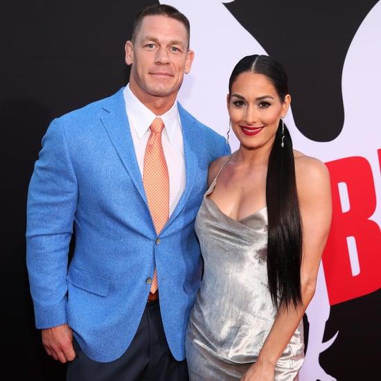 Nikki Bella Instagram Post on John Cena Anniversary 2018