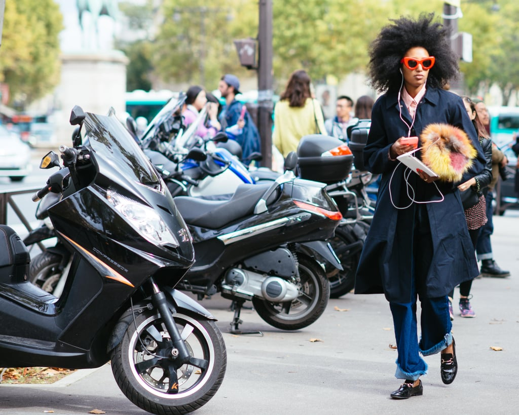 Paris Fashion Week Street Style Spring 2016
