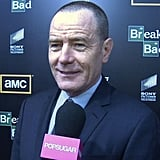 Bryan Cranston on Wearing Hazmat Suits at Comic-Con and Emmy Morning