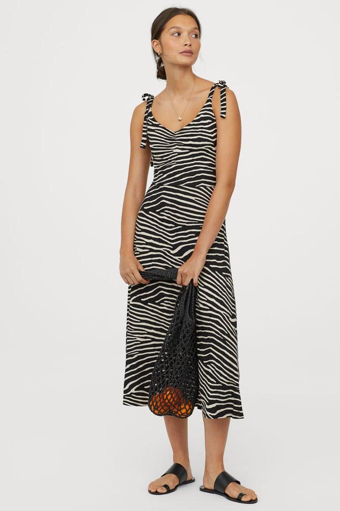H&M Circle-skirt Dress