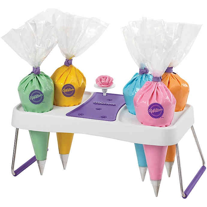 Wilton Cake Decorating Bag Holder
