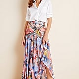 Taylor Embroidered Maxi Skirt