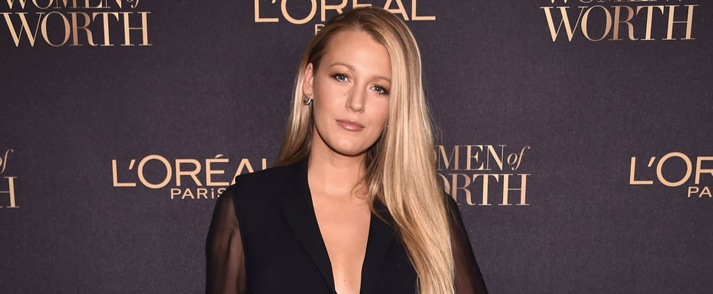 Blake Lively Stuns During Her First Red Carpet Appearance Since Becoming a Mum of 2