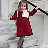 Red Coat: Princess Charlotte