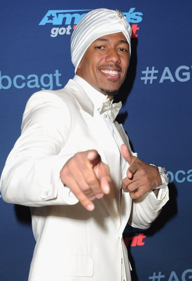 Nick Cannon Is Obsessed with His Own Turban and Twitter's Reactions to It