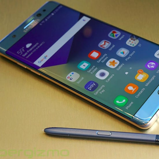 Samsung Galaxy Note7 Banned from Dubai Airports